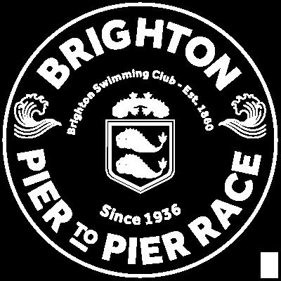 Brighton Pier to Pier Swim Race 2021